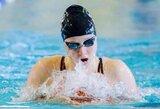 Patvirtinta Lietuvos rinktinės sudėtis Europos jaunimo plaukimo čempionatui