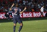 PSG vietiniame čempionate iškovojo 22-ąją pergalę