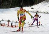 Pasaulio biatlono taurės etape – 18-metės lietuvės debiutas