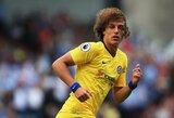 """Nepatogi statistika: D.Luizas kaltas dėl dviejų trečdalių """"Chelsea"""" praleistų įvarčių?"""