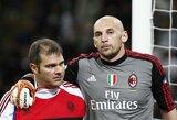 C.Abbiati praleis paskutines sezono rungtynes