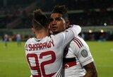 "S.El Shaarawy vėl atvedė ""Milan"" klubą į pergalę"