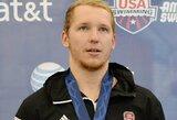 S.Bilis Europos plaukimo čempionate pateko į dar vieną pusfinalį