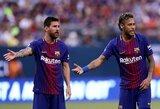 L.Messi ir Neymaras kartu – jau kitais metais?