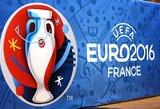 EURO 2016: informacija, kurią turite žinoti