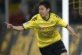 """""""Milan"""" stoja į kovą dėl saugo S.Kagawa"""