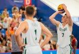 Lietuva Europos žaidynėse lieka be medalių: krepšininkai krito ketvirtfinalyje