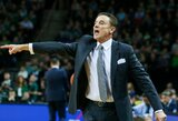 Ne G.Antetokounmpo: R.Pitino lyderio vaidmenį Graikijos rinktinėje žada kitam krepšininkui