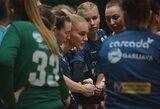 K.Sparnauskaitės vedama Garliavos ekipa žingsneliu priartėjo prie Baltijos lygos bronzos