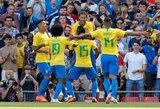 Legendinis Pele pabrėžė didžiausią Brazilijos rinktinės spragą