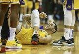 """""""Lakers"""" prarado L.Ballą"""