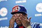 A.Iversonas įvardijo geriausius visų laikų NBA žaidėjus