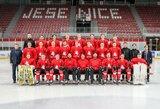 Lietuvos ledo ritulio rinktinės – rekordinėse IIHF reitingo pozicijose