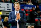 """Vilniaus """"Rytas"""" – ketvirtame Europos taurės burtų krepšelyje"""