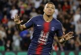 "PSG prezidentas N.Al-Khelaifi: ""K.Mbappe tikrai liks Paryžiuje"""