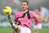 """A.Matri ir L.Bonucci susiejo ateitį su """"Juventus"""""""