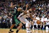NBA nubaudė brolius Morrisus