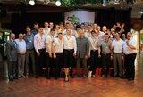 Iškilmingai baigtas Lietuvos vyrų rankinio lygos sezonas