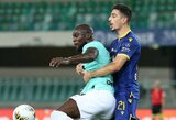 """""""Inter"""" susitikimo pabaigoje apmaudžiai išleido pergalę iš rankų"""
