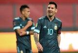 """""""La Liga"""" prezidentas: """"L.Messi perėjimas į """"Man City""""? Jie nesilaiko žaidimo taisyklių"""""""