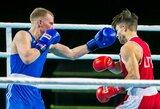 Favoritai pateko į Lietuvos bokso čempionato finalą