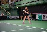 ITF turnyre Estijoje – sėkminga diena I.Daujotaitei