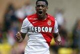 """Su """"Tottenham"""" klubu sietas A.Martialas pratęsė sutartį su """"Monaco"""""""