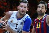 """Real"" Ispanijos čempionato finale atsirevanšavo ""Barcelona"" klubui"
