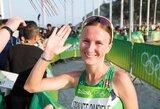 """Ėjikė B.Vibalytė-Dimšienė:""""Olimpinės žaidynės man tampa lyg užkeiktos. Čia ir pragaras, ir dangus vienoje vietoje"""""""