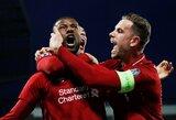 """""""Liverpool"""" saugas G.Wijnaldumas: """"Šiame sezone nusipelnėme iškovoti titulą"""""""