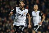 """Ispanijoje – gražus S.Mina įvartis ir lygiosios tarp """"Celta"""" ir """"Valencia"""""""