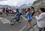 """Prasidėjo lemiamų """"Tour de France"""" etapų serija: kalnuose dominavo N.Quintana"""