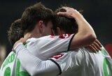 """""""Eintracht"""" pralaimėjo lygos vidutiniokams"""