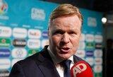 """Naujasis """"Barcelonos"""" treneris dar prieš kelis mėnesius įvardijo dvi pagrindines komandos problemas"""