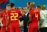 """R.Martinezas: """"Belgija nusipelnė istorinio finišo pasaulio čempionate"""""""