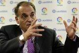 """""""La Liga"""" ketina atidaryti jaunimo akademiją Kinijoje"""