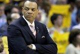 """""""Grizzlies"""" nepratęsė sutarties su geriausiu treneriu klubo istorijoje, o """"Pistons"""" rado naują strategą"""