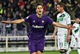 """""""Fiorentina"""" priėmė 45 mln. eurų pasiūlymą už N.Kaliničių"""