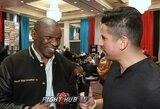 """F.Mayweatherio tėvas: """"Išspardysiu D.White'o užpakalį, jei jis įvels Floydą į MMA"""""""