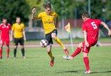 Lietuvos mažojo futbolo čempionate liko tik vienas lyderis