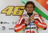 V.Rossi tikisi, kad Didžiosios Britanijos motociklų GP lenktynės vyks šlapioje trasoje