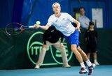 L.Mugevičius su korto šeimininku Egipte žengė į dvejetų varžybų ketvirtfinalį