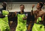 """""""Crystal Palace"""" klubas nesustabdė """"Liverpool"""" puolimo"""