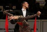 V.Lacitis ir V.Golodneva – prestižinių varžybų Honkonge finalininkai