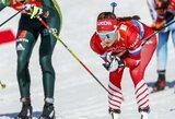 Skandalas: nesportiškai pasielgusi ir varžovę atakavusi J.Belorukova buvo diskvalifikuota, rusės treneris pateikė savo versiją