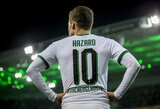 """Oficialu: """"Borussia"""" įsigijo T.Hazardą"""