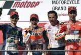 Dramatiškose Australijos GP lenktynėse – nuostabi M.Marquezo pergalė