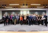 Pagerbti jaunimo olimpinių žaidynių Buenos Airėse sportininkai ir jų treneriai