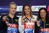 R.Meilutytė iškovojo Europos čempionato sidabrą, auksas – rekordą pagerinusiai J.Jefimovai