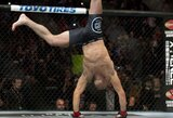 12 pergalių seriją turintis G.St-Pierre'as po ilgų derybų yra arti naujo susitarimo su UFC